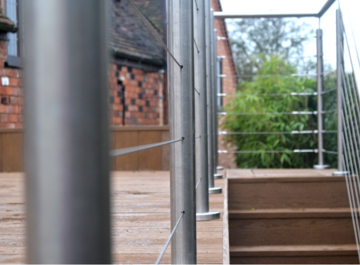 balustrades and railings slider four image