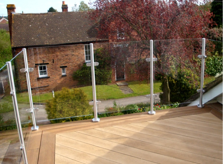 balustrades and railings slider one image